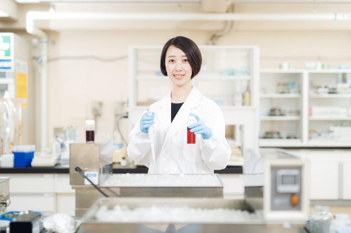 安定で扱いやすい微粒子材料の開発を目指して